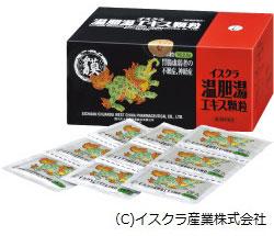 イスクラ温胆湯エキス顆粒☆埼玉中医薬研究会